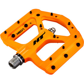HT Evo-Mag ME01 Pedalen, neon orange